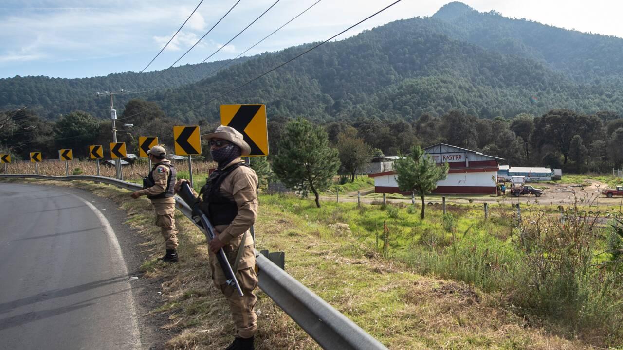 """Mexique: la révolte """"écologique"""" des Indigènes de Cheran"""