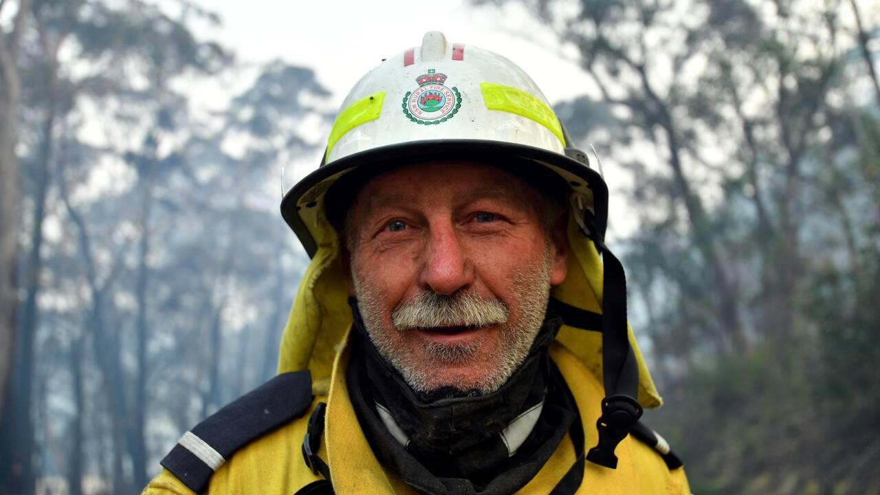 Australie: remparts contre les incendies, les pompiers volontaires soumis à rude épreuve