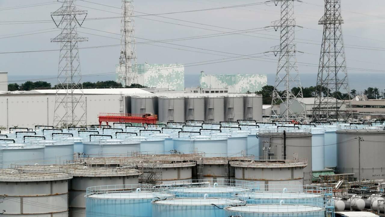 Fukushima : le Japon veut rejeter l'eau contaminée dans l'environnement