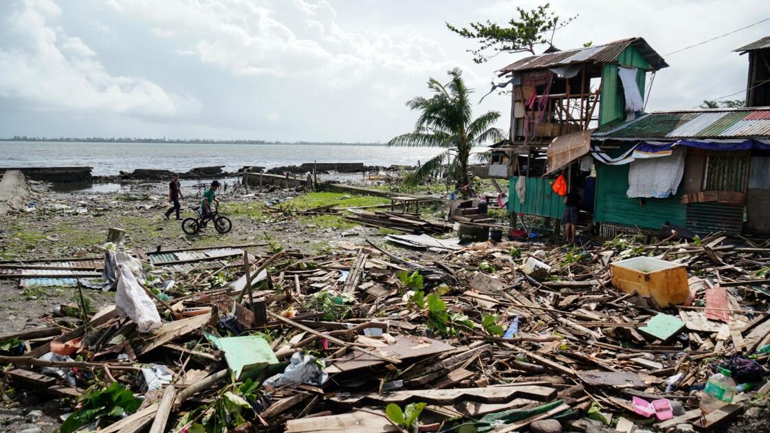 Typhon aux Philippines: un nouveau bilan fait état de 41 morts