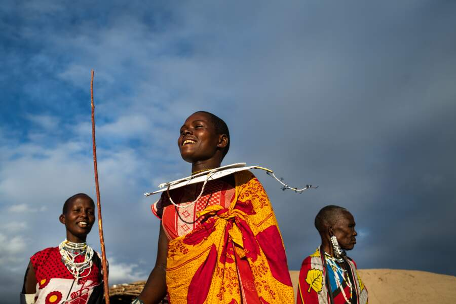 Immersion en pays masai
