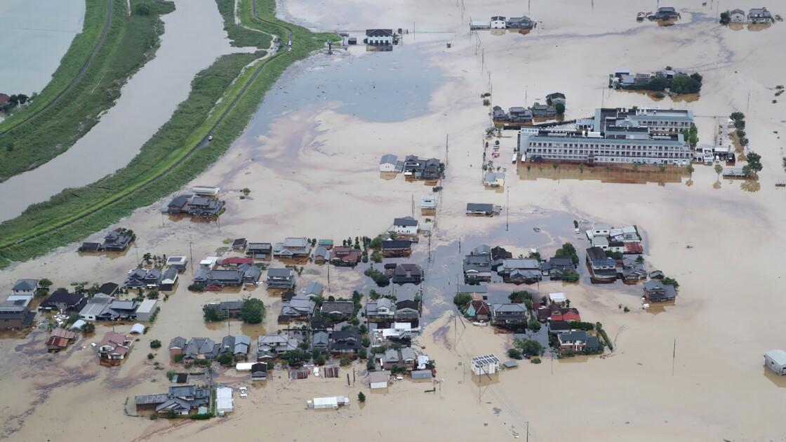 Climat : 15 catastrophes à plus d'un milliard de dollars en 2019