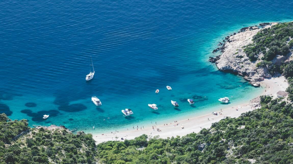 Quelles sont les plus belles plages de Croatie ?