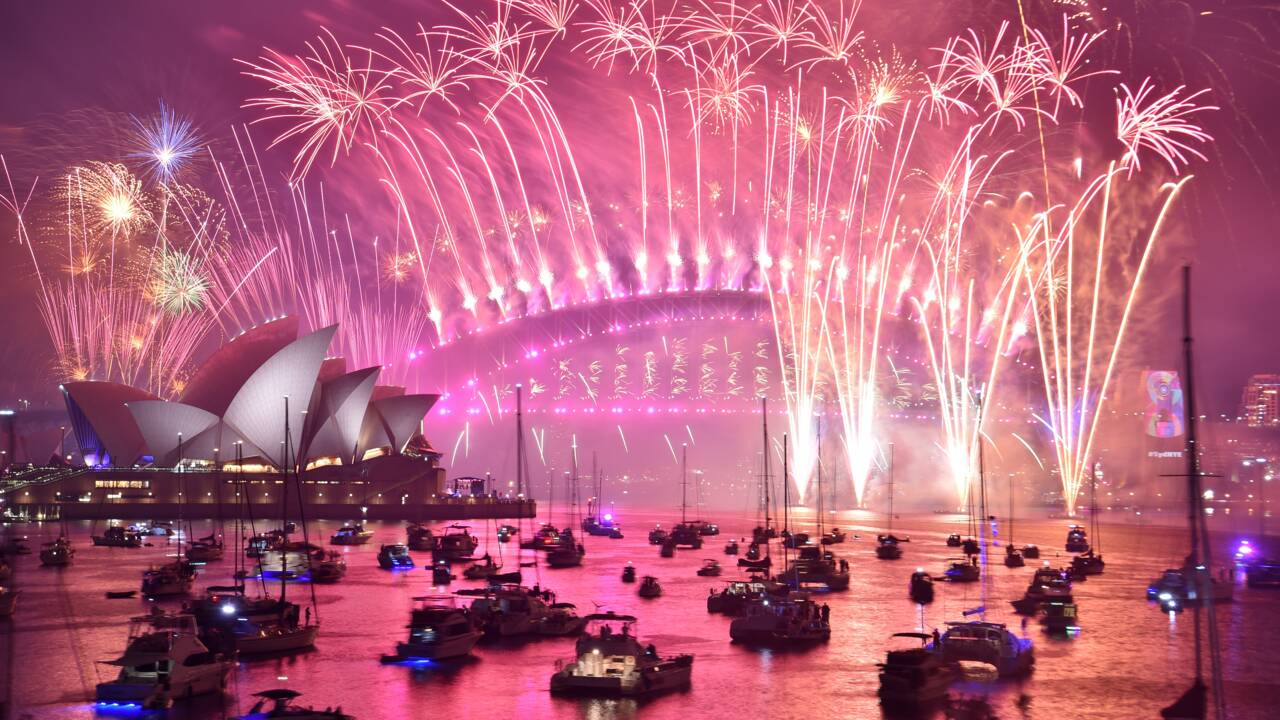 Australie : pour le Nouvel An, Sydney organisera un feu d'artifice malgré des protestations