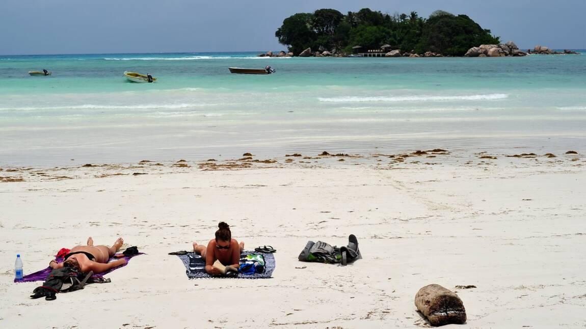 Une touriste française blessée par un requin aux Seychelles