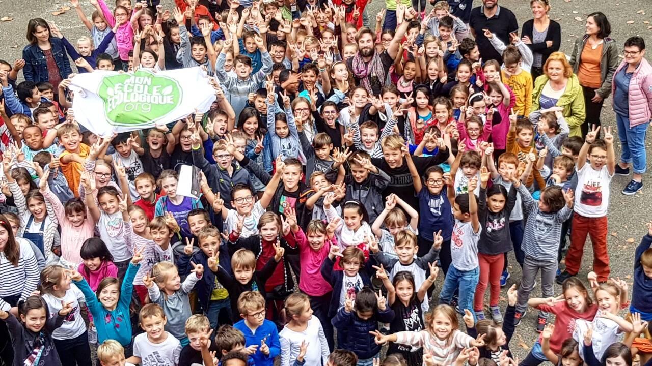 Julien Moreau, l'aventurier qui repousse ses limites pour sensibiliser les jeunes à l'écologie