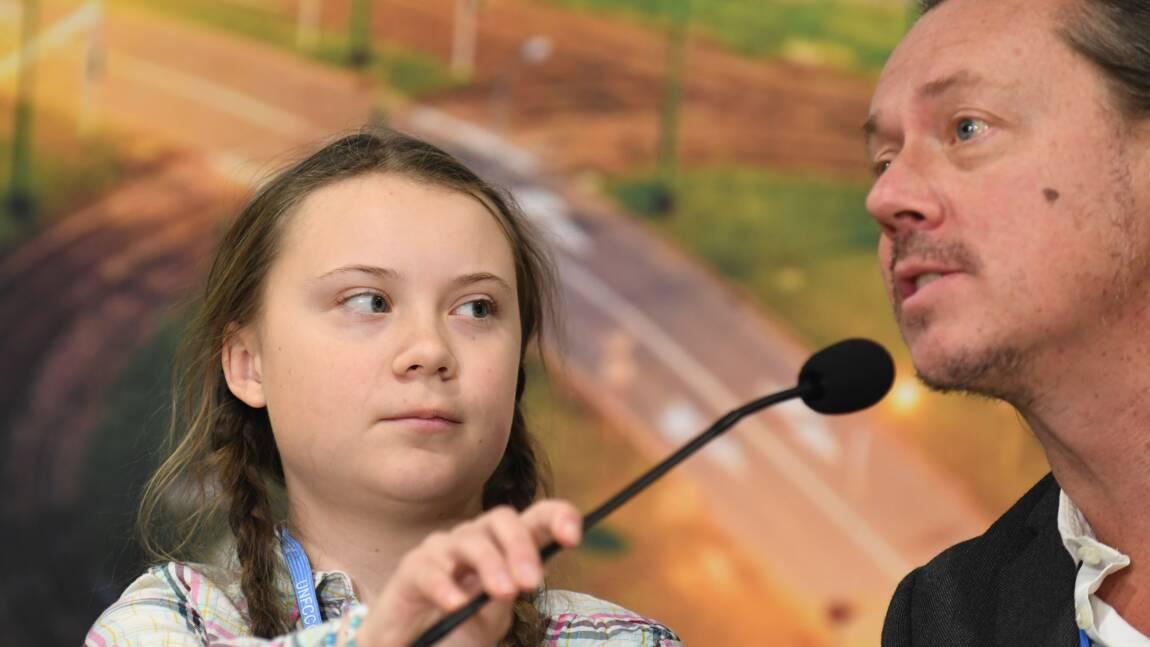 Le père de Greta Thunberg estime que l'engagement de sa fille la rend plus heureuse