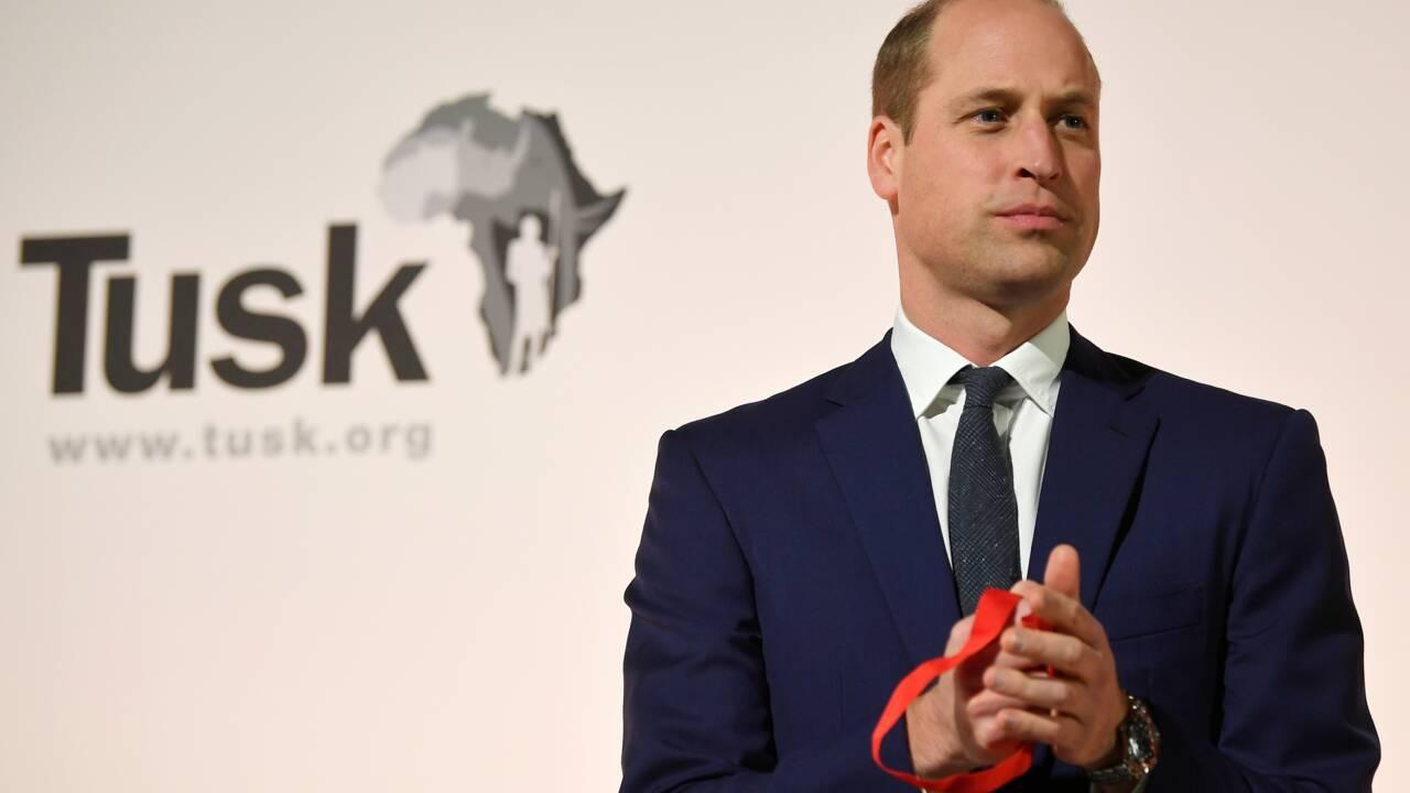 Le prince William crée un prix pour distinguer des solutions à la crise climatique