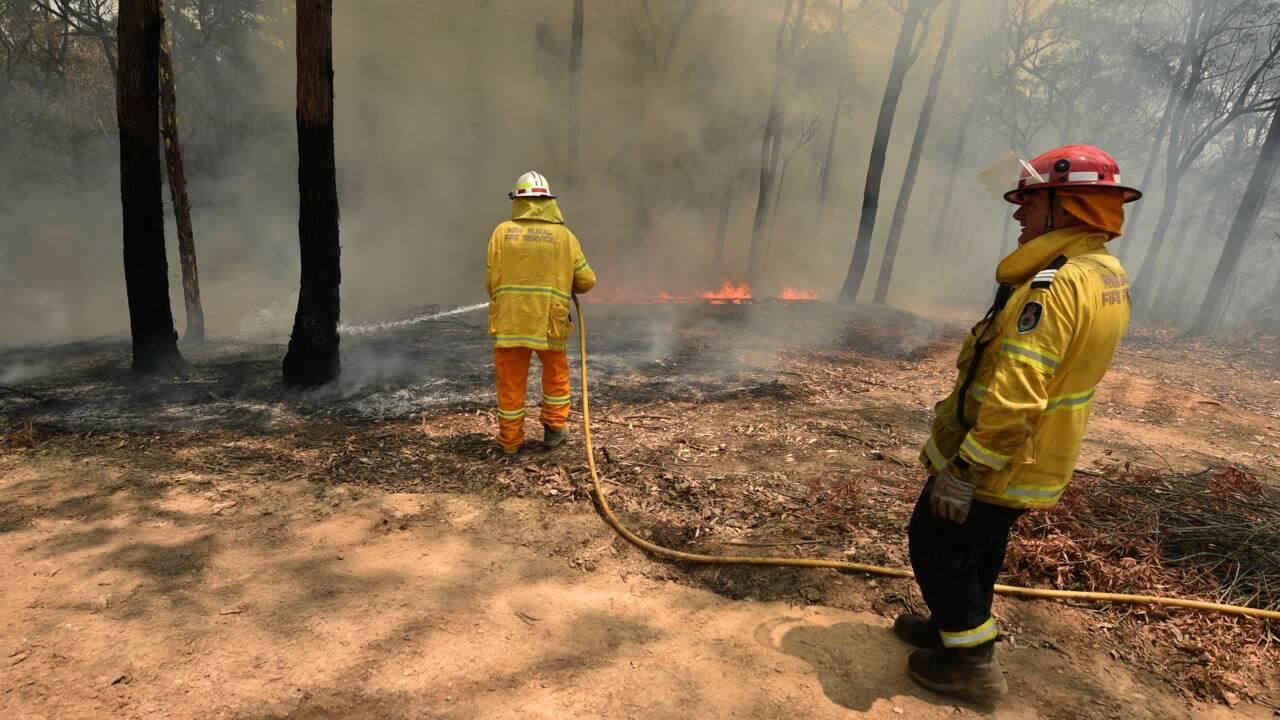 Le Brésil critique Macron sur les incendies... en Australie