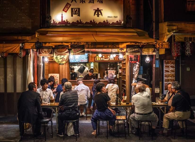 Chez le petit peuple de Tokyo