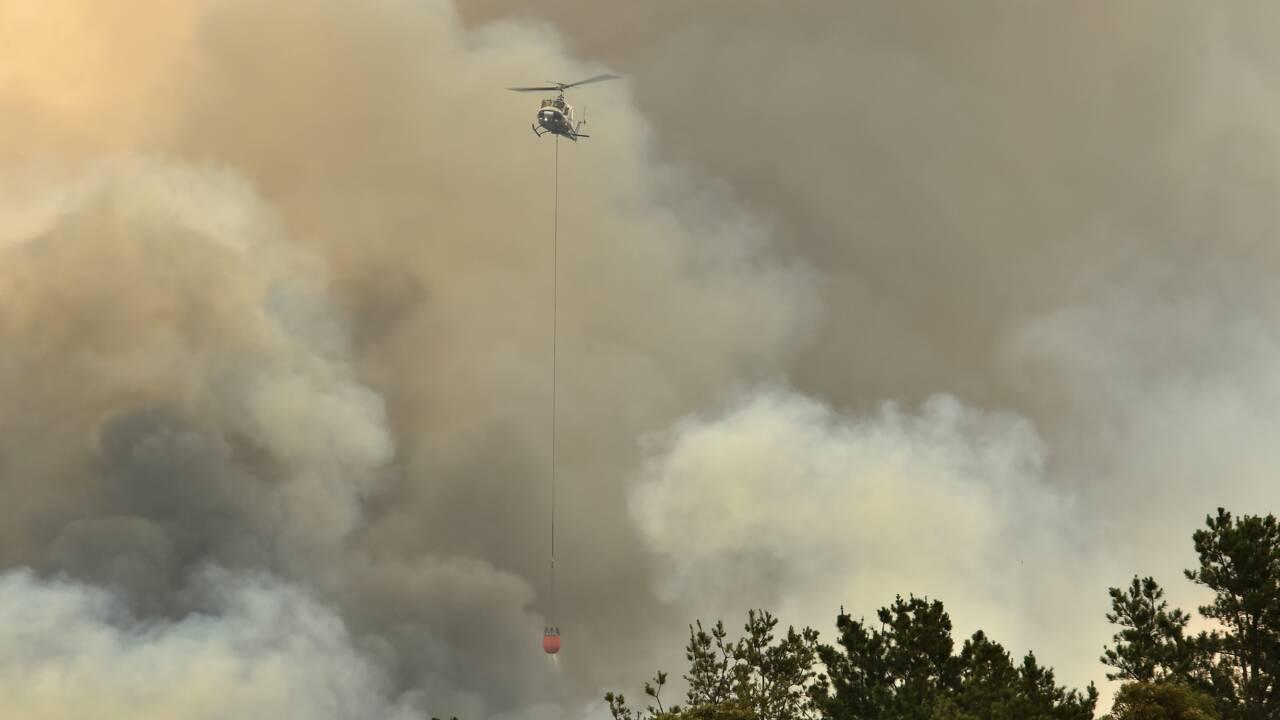 Sydney menacée de coupures de courant après la destruction d'installations électriques