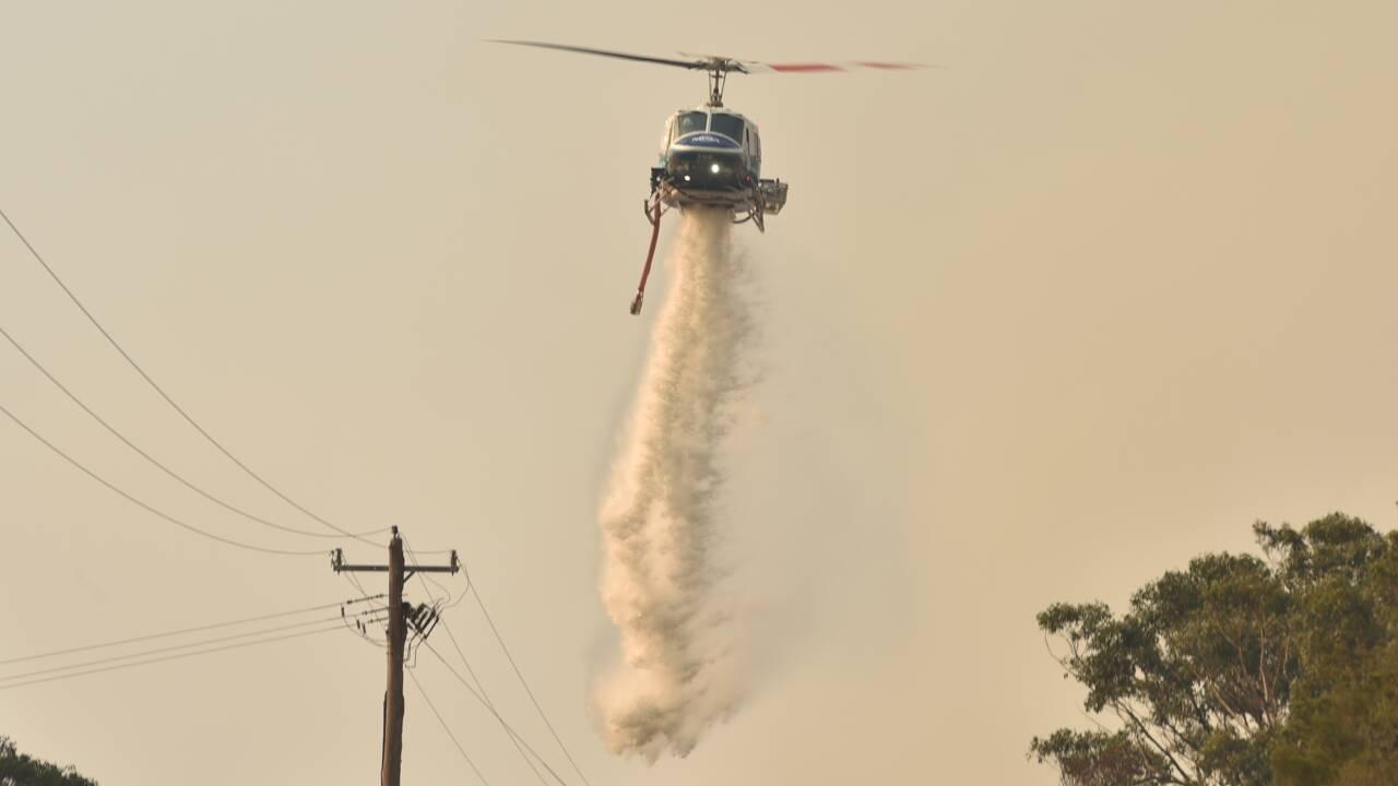 Cinq éléments à retenir sur les incendies en Australie