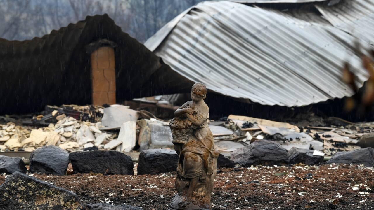 Incendies en Australie: des réservistes déployés après un weekend catastrophique