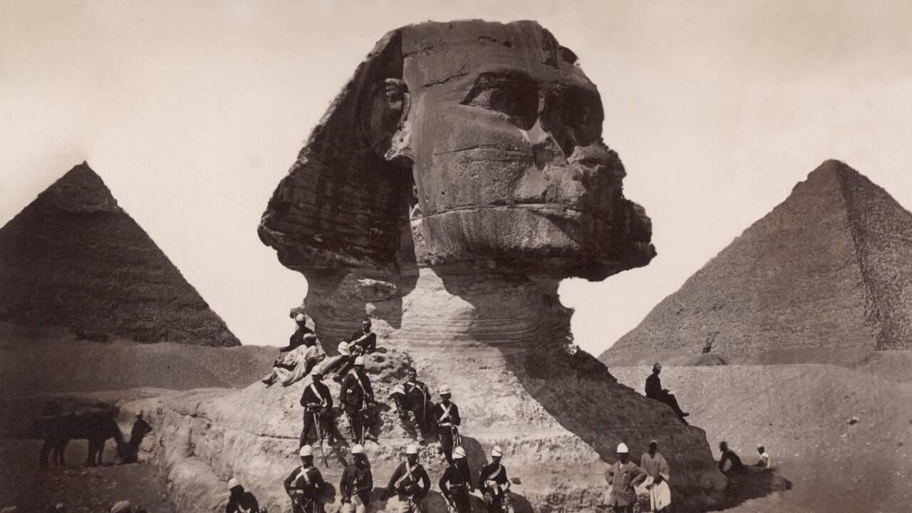 Comment les Britanniques ont ressuscité les pharaons