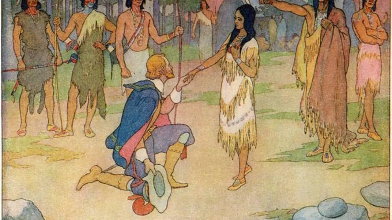 Angleterre : le test ADN pour authentifier le mûrier de Pocahontas n'est pas concluant