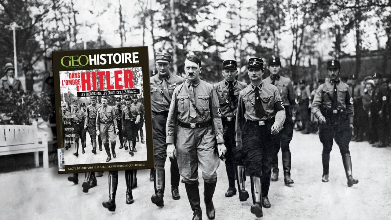 """Dans l'ombre d'Hitler… Le """"premier cercle"""" du Führer dans le nouveau numéro de GEO Histoire"""