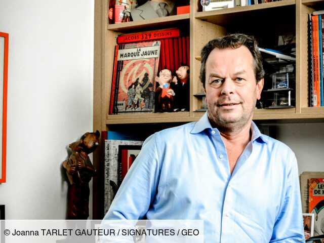 Rencontre avec le scénariste de Blake et Mortimer : « J'écris les albums que j'aurais aimé lire »