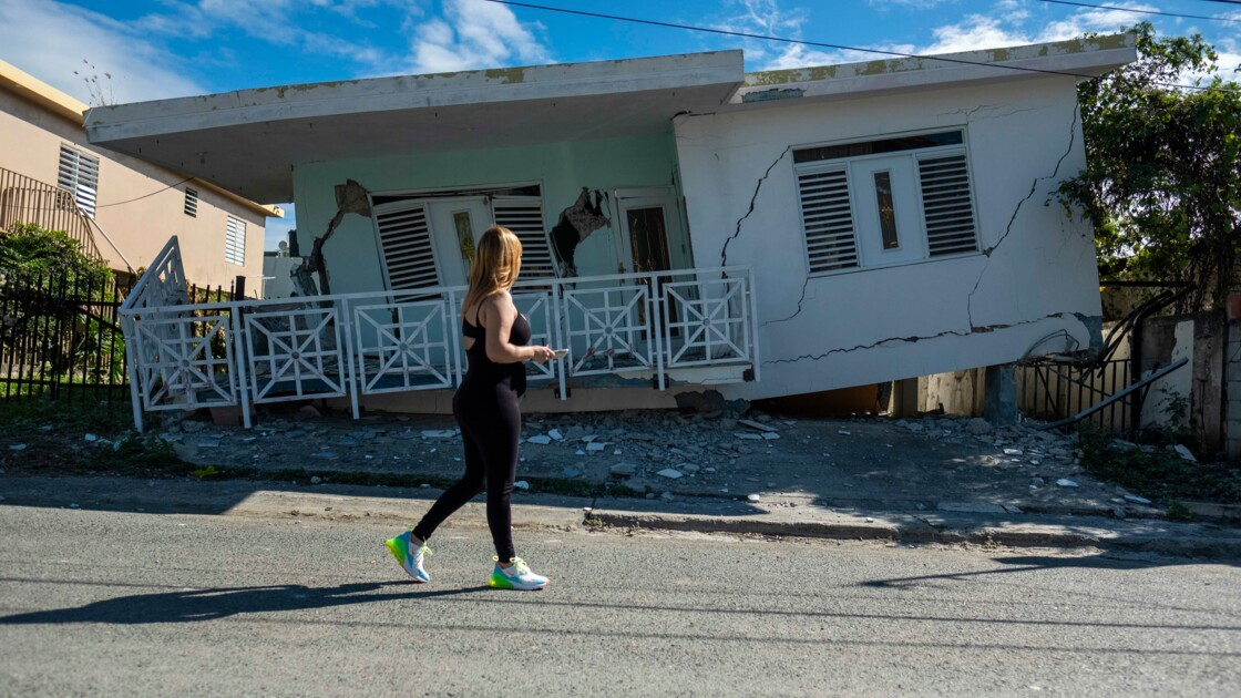 Porto Rico: un mort et plusieurs blessés dans un séisme