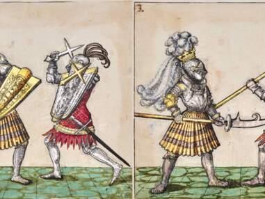 Chevaliers, tournois… Les riches enluminures de l'empereur Maximilien Ier