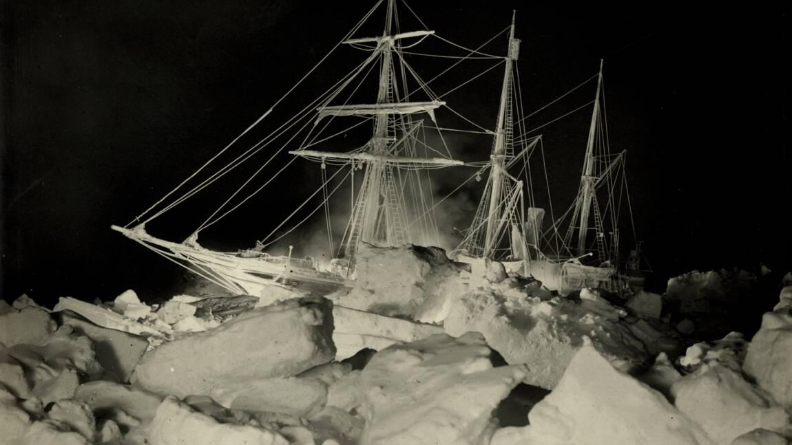 Shackleton : les dessous d'une folle expédition en Antarctique