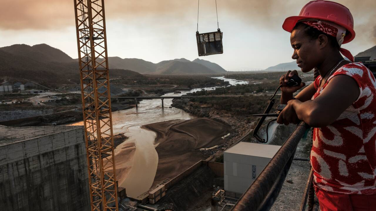 Barrage sur le Nil : Egypte, Ethiopie et Soudan esquissent un compromis