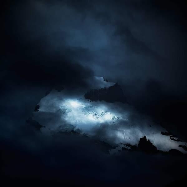 Stairway to Darkness 1 : Cerro Solo, parc national Los Glacieres, Patagonie argentine, 2012
