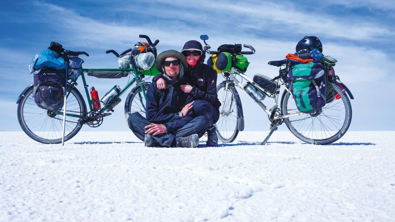 Ils ont traversé l'Amérique du Sud à vélo:«On a vu de quoi notre couple était capable»