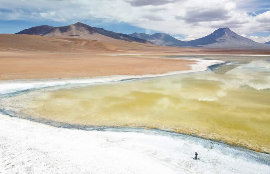 Les Andes vues de drone, 2018