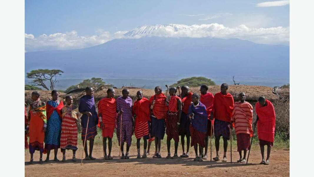 Masai du nord de la Tanzanie
