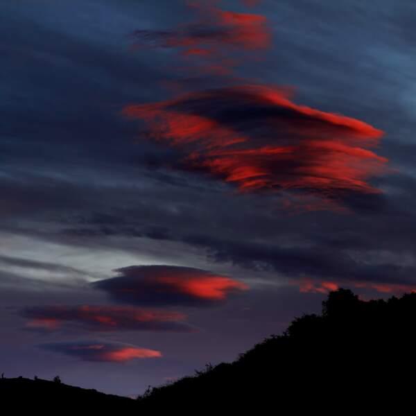 Cloudpaint, Variation 3 : parc national Torres del Plaine, Chili, 2013