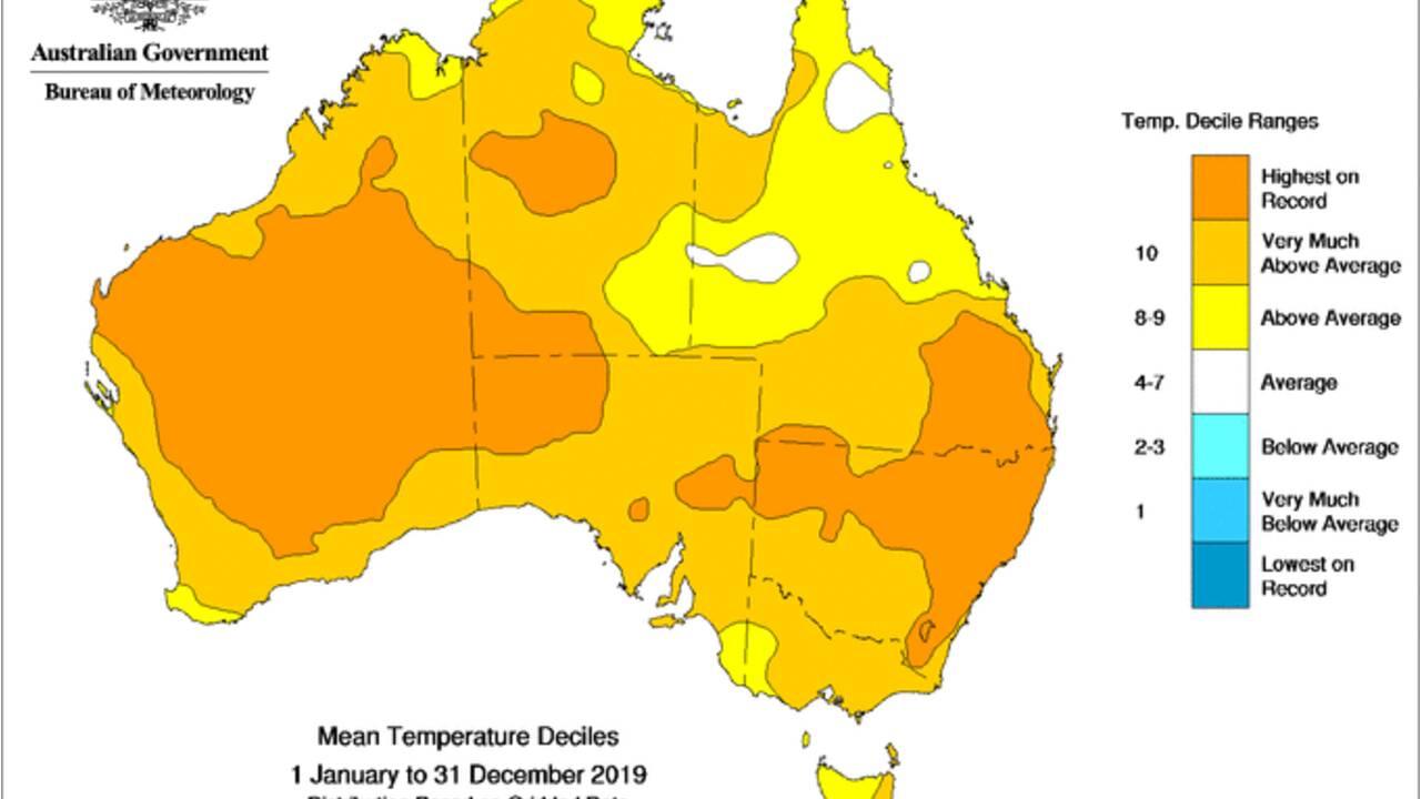 Il y a 12 ans, un rapport avait prédit la saison d'incendies qui ravage l'Australie
