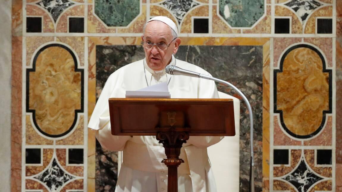 """Climat: le pape reproche une réponse """"trop faible"""" aux dirigeants mondiaux"""