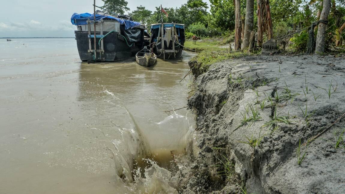 Fleuves d'Asie: au coeur d'un des plus grands enjeux de la crise climatique