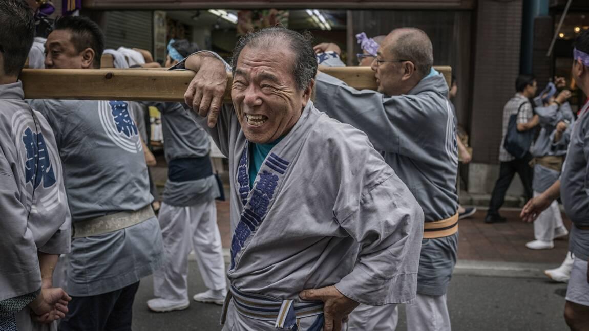 Tokyo : Sugamo, le quartier préféré des vieux Japonais