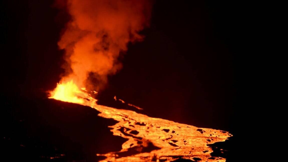 Equateur: éruption du volcan La Cumbre sur une île inhabitée des Galapagos