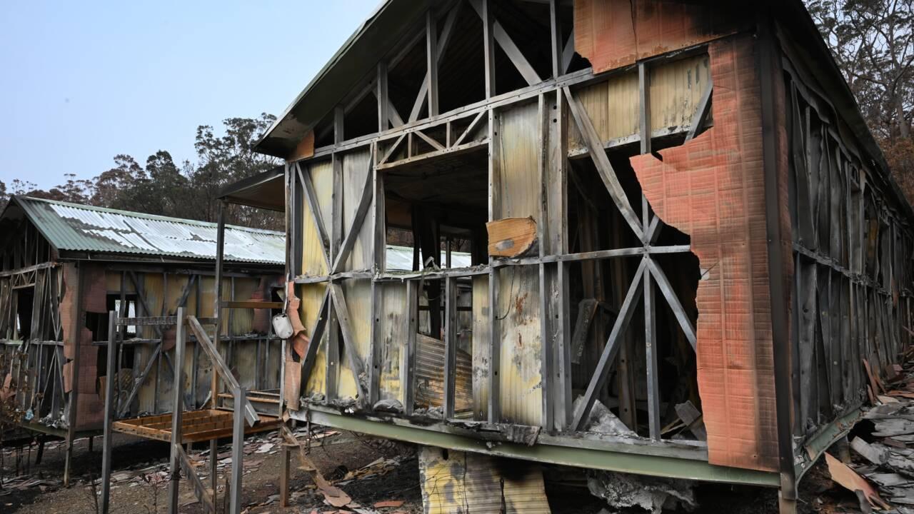 Incendies en Australie: l'industrie touristique redoute une désaffection