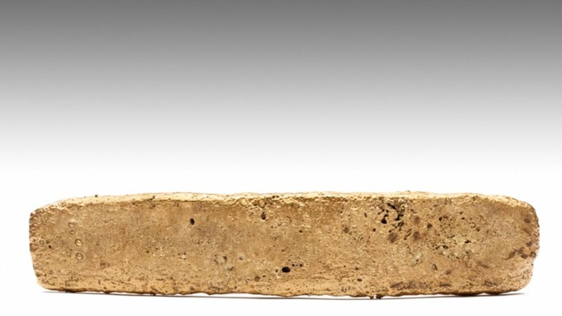 Ce lingot d'or découvert au Mexique appartiendrait à un trésor aztèque dérobé il y a 500 ans
