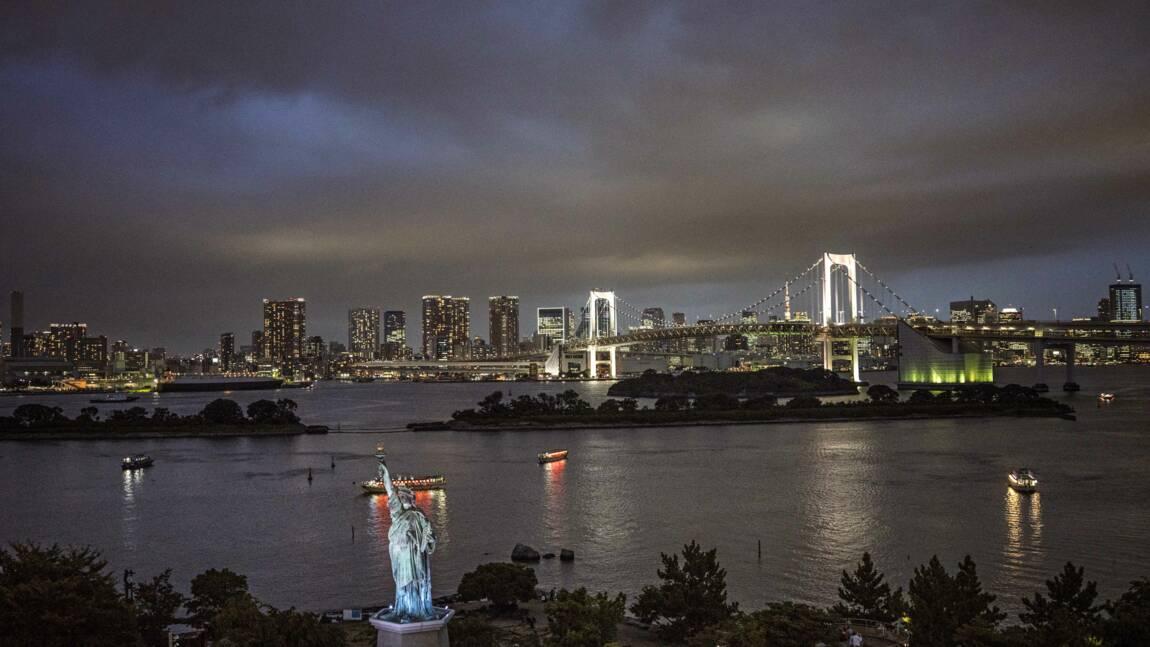 Elle recevra les JO en 2020 : visite guidée de la baie de Tokyo