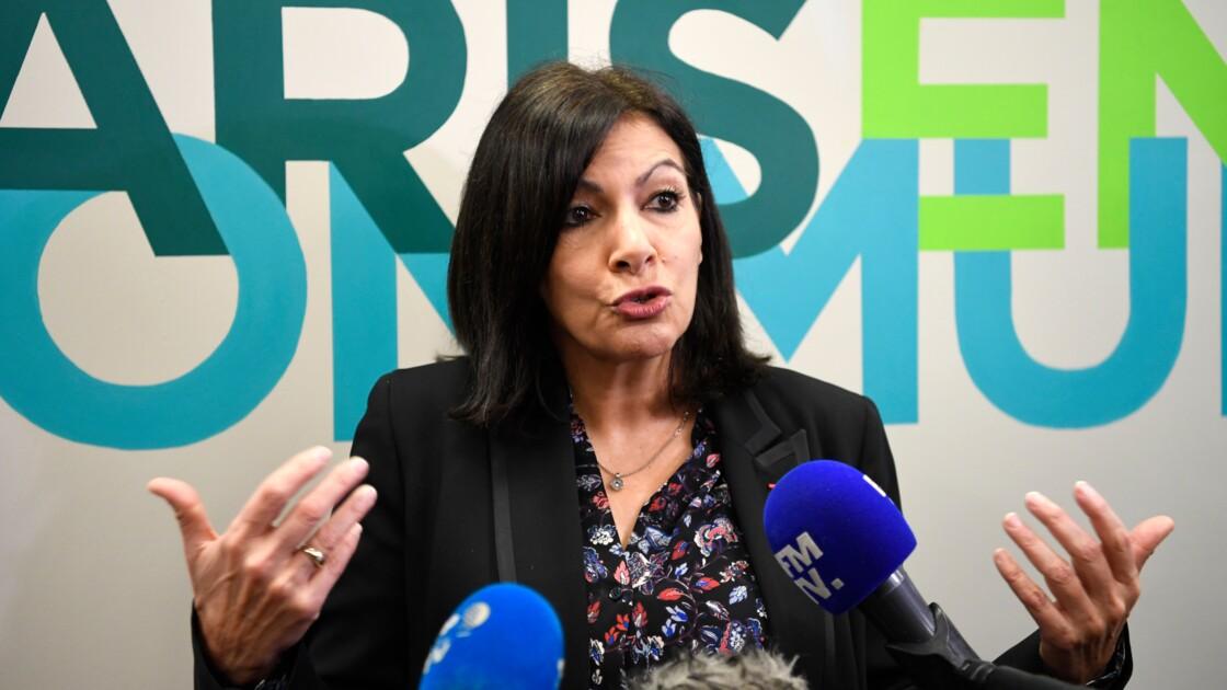 """Municipales à Paris: Hidalgo affirme que son """"socle c'est l'écologie"""""""