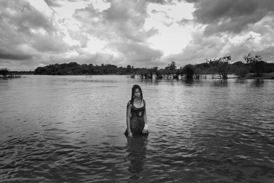 Terres noyées
