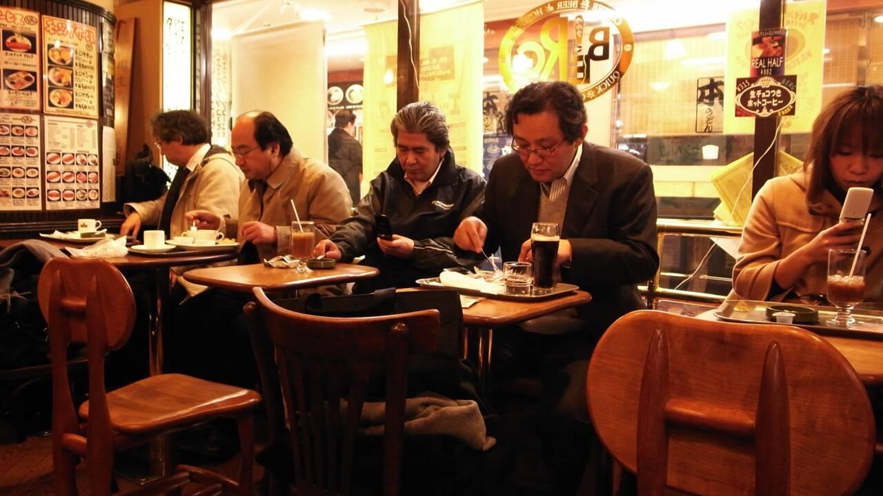 Japon : restaurants, salles de concert... Que faire sous terre à Tokyo ?