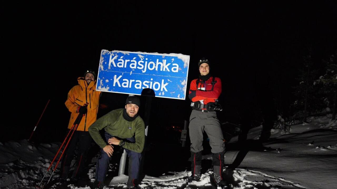 """""""On a vu l'échec de l'expédition de très près"""" : l'aventure en Laponie se poursuit pour le trio des Engagés"""