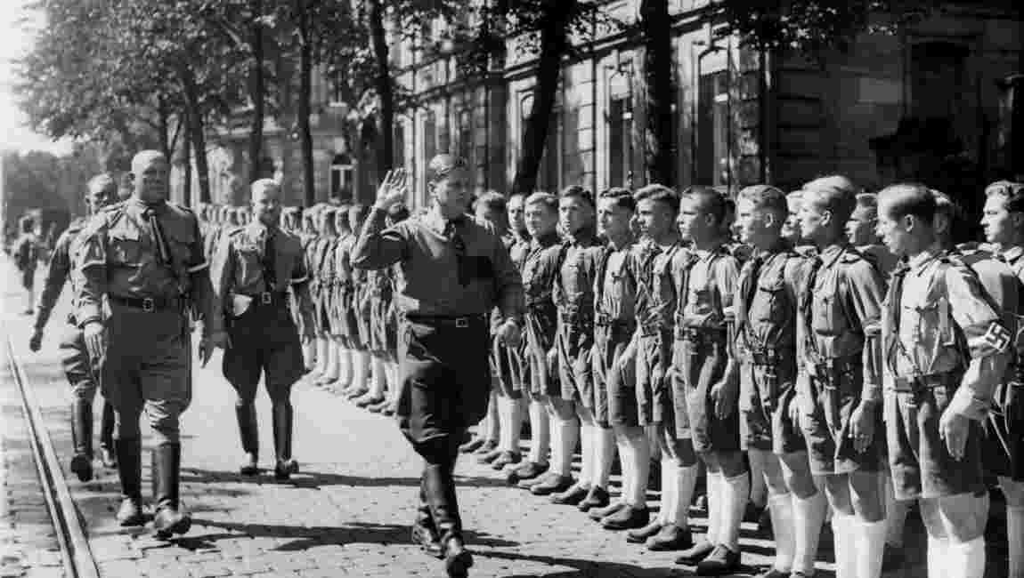 Qui était von Schirach, le père des Jeunesses hitlériennes ?