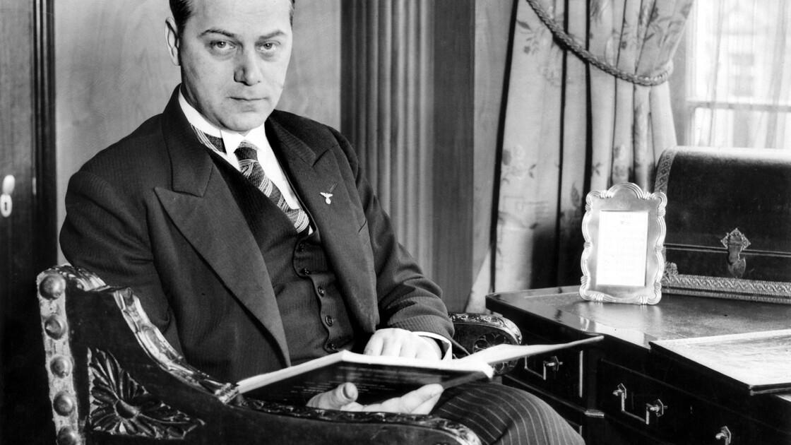 Dans l'ombre d'Hitler : qui était Alfred Rosenberg, théoricien du Reich ?