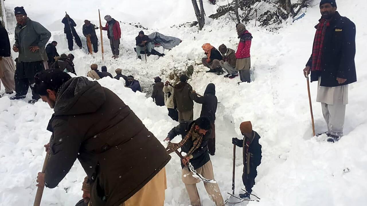Intempéries: au moins 100 morts au Pakistan