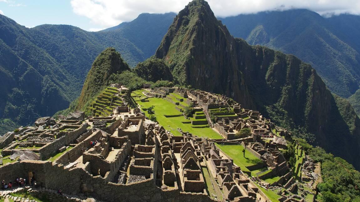 Le Pérou veut planter un million d'arbres pour protéger le Machu Picchu
