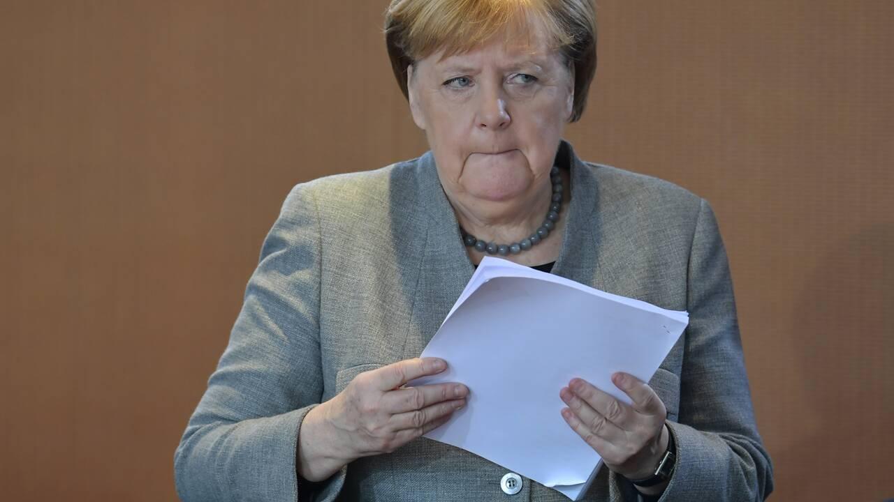 Nouvelle offensive judiciaire contre la politique climatique de Merkel