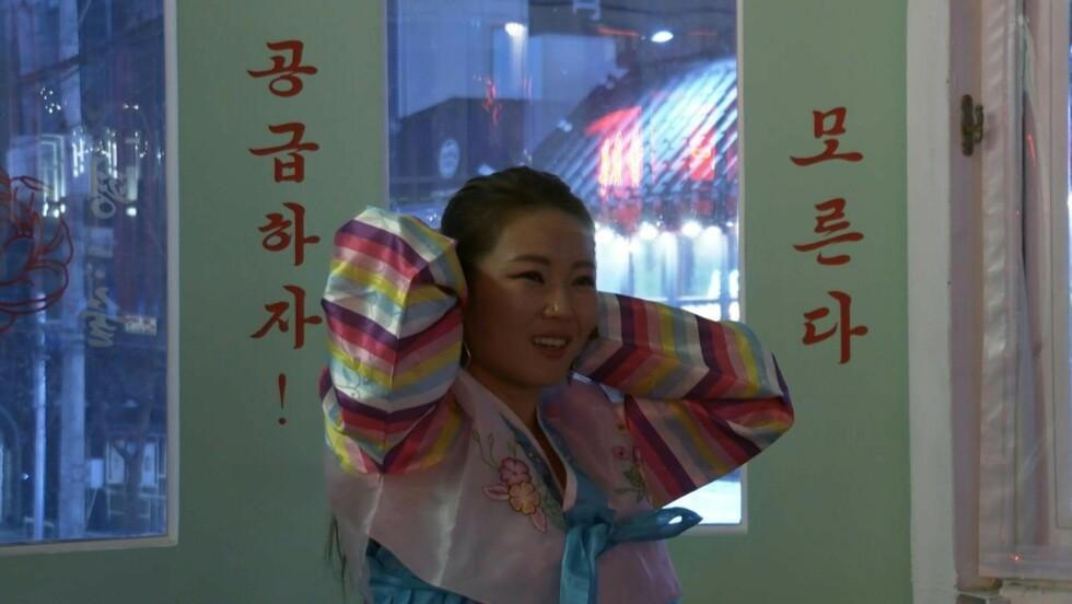 """Le """"Pyongyang Bar"""", une immersion en fausse Corée du Nord en plein Séoul"""