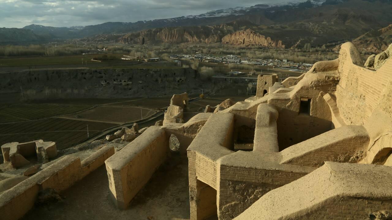Afghanistan: les trésors archéologiques de Bamiyan menacés par le changement climatique