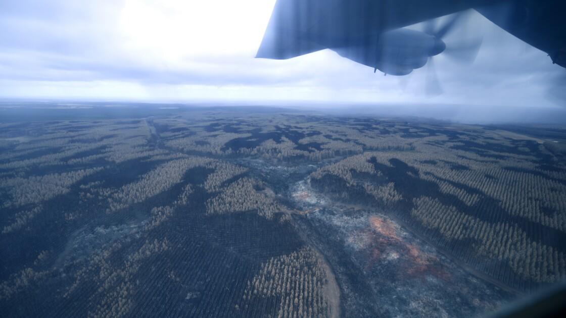 Feux en Australie: L'aéroport de Canberra fermé pour les besoins des pompiers